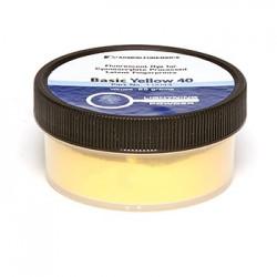 Lightning Powder® gelb fluoreszierend Basis-Farbstoff , Pulver , 25 g