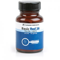 Lightning Powder® fluoreszierend  Farbstoff  Basic Red 28 , Pulver 10g