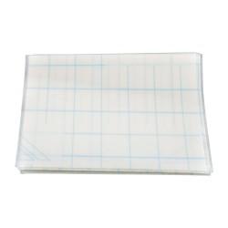 NESCHEN Spurensicherungsfolie 10 x 13 cm (25er Pack)