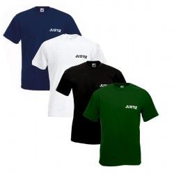 T-Shirt mit BEHÖRDENDRUCK Übergröße