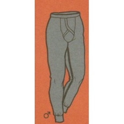TERMO SWED SAFE Flame Retardant Long Johns