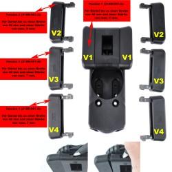 Seitliche Adapter (Paar) für Gürtelschlaufe des Steges COP® 215N II