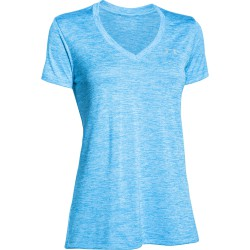 Under Armour® Ladies T-Shirt Tech - Twist HeatGear®, loose