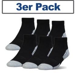 Under Armour® Socken Tech Low Cut HeatGear® (3er Pack)