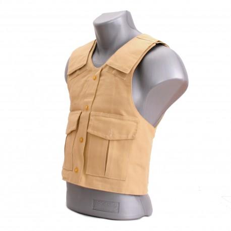 Shirt carrier for COP Style Ballistics