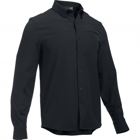 Under Armour ® Tactical Mens Long Sleeve Shirt Allseasongear® loose
