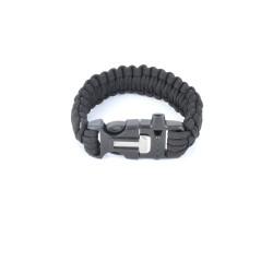 Highlander®  Paracord Armband mit Feueranzünder