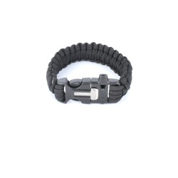 Highlander® paracord bracelet with firelighters