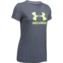Under Armour® Ladies T-Shirt Threadborne(TM) HeatGear®, loose
