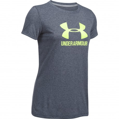 Under Armour® Damen T-Shirt Threadborne(TM) HeatGear®, loose