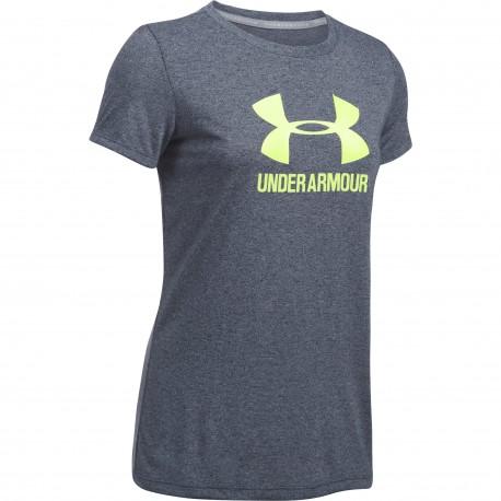 Under Armour® Ladies T-Shirt Threadborne(TM) HeatGear® f94ecc1e3