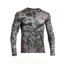 Under Armour® Langarm T-Shirt EVO Crew ColdGear®, Camo