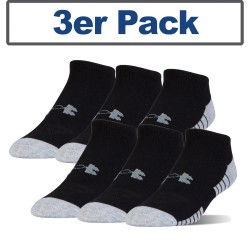 Under Armour® Socken Low Cut HeatGear® (3er Pack)