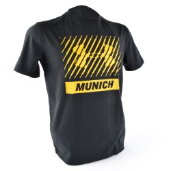 "Under Armour® T-Shirt HeatGear® ""Logo Graphic Munich"""