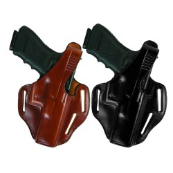 BIANCHI Model 77 Piranha(TM) Pancake-Style Holster