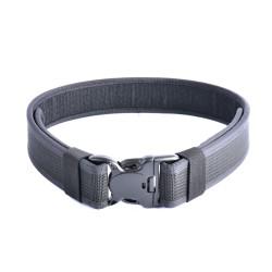 Duty Belt COP® 92MK50, black,with hook and loop fastener