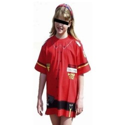 "Kids T-Shirt ""FEUERWEHR"" Fire Fighter"