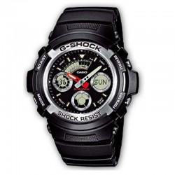 CASIO® Watch AW-590-1AER G-Shock, ø 46mm