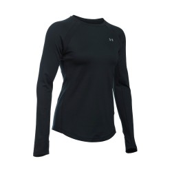Under Armour® Damen Langarm Shirt Armour Crew, ColdGear®, fitted