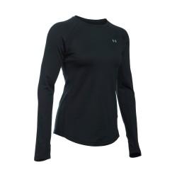 Under Armour® Damen Langarm Shirt Armour Crew, ColdGear®, fitted