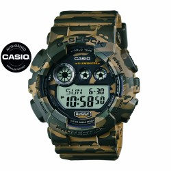CASIO® GD-120CM-5ER G-Shock, camo, ø 55mm