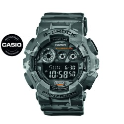 CASIO® G-Shock GD-120CM-8ER Armbanduhr, Camo, ø 55mm