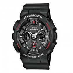 CASIO® Watch GA-120-1AER G-Shock, ø 51mm
