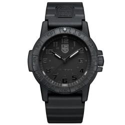 Luminox® Armbanduhr 0321.BO Leatherback Sea Turtle GIANT, kompl. schwarz (44 mm)