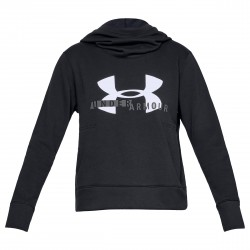 Under Armour® Damen Kapuzenpullover  Sportstyle Logo loose