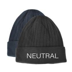 Strick - Mütze mit Thinsulate(TM)- Futter , Einheitsgröße - NEUTRAL -