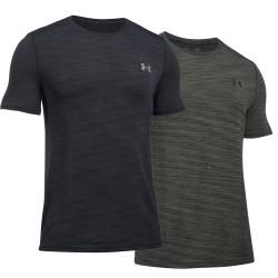 Under Armour® T-Shirt Threadborne(TM) HeatGear®, fitted