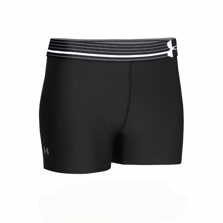 "Under Armour® Ladies ""Alpha"" Compression Short 3"" HeatGear®"
