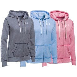 "Under Armour® Womens Hooded Jacket ""Favorite"""