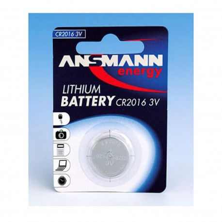 ANSMANN CR 2016 Lithium button cell