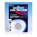 ANSMANN® Lithium Knopfzelle CR2016 (1 Stück)
