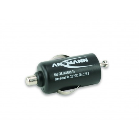 ANSMANN® USB Car Charger 1A KFZ-Ladegrät