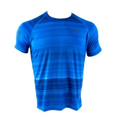 "Under Armour® T-Shirt ""Tech(TM)"" printed HeatGear®"