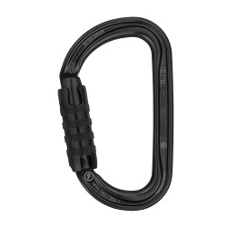 "Petzl® Carabiner ""Am'D"", Triact Lock, light, asymmetrical"