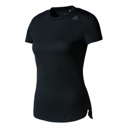 adidas® Damen T-Shirt PRIME TEE climalite®, Fitted