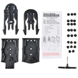Safariland MOLLE Locking System Kit