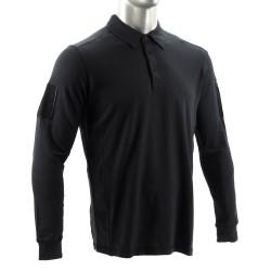 CANNAE Combat Longsleeve Poloshirt