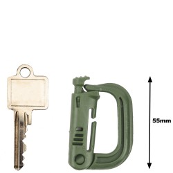 GRIMLOC Carabiner the Original