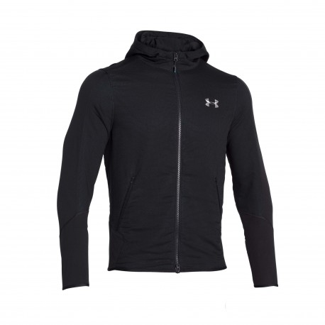 "Under Armour ®  ""Alpha Hybrid""  Hooded Jacket ColdGear®"
