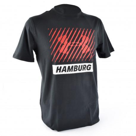 "Under Armour® T-Shirt HeatGear® ""Logo Graphic Hamburg"""