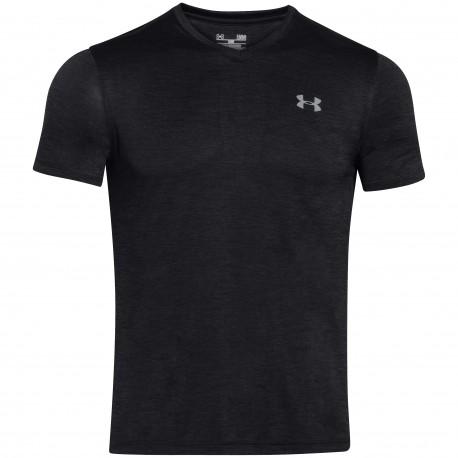 Under Armour® Herren T Shirt Tech V Neck HeatGear®