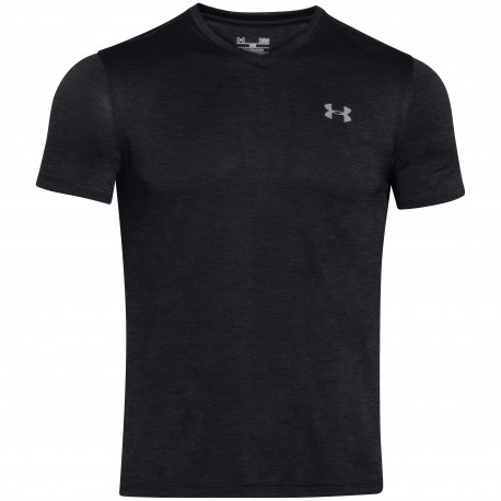 "Under Armour ® Mens T-Shirt ""Tech V-Neck"" HeatGear®"