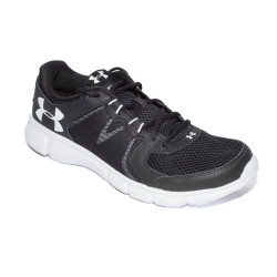 Under Armour® Trainingsschuh Thrill 2, schwarz/weiß