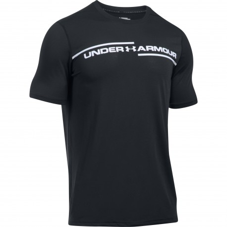 "Under Armour® T-Shirt ""Cross Chest"" Threadborne(TM), HeatGear®, loose"