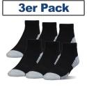 Under Armour® Socken Tech HeatGear®, mid (3er Pack)