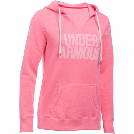 "Under Armour® Womens Hoodie ""Popover"""